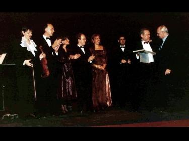 Homenaje a Jordi Cervelló y Artistes. Teatro Metrópol Tarragona