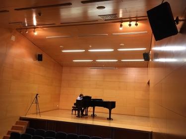 Gerard Moreno, piano i veu. Auditori Alcalde Josep Malapeira, Vila-seca.